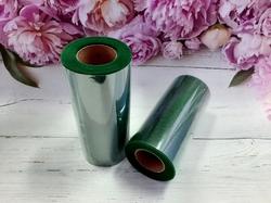 Фатин в шпульке цв. темно-зеленый