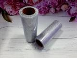 Декоративная сетка цв. серебро 10 ярд.