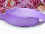 Репсовая лента цв. фиолетовый 25 мм.