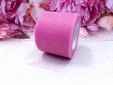 Лента из фатина цв. пыльно-розовый 50 мм.