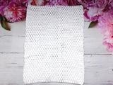 Топ-основа для платья tutu цв. белый 24х32 см.