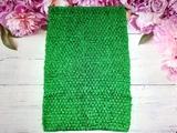 Топ-основа для платья tutu цв. зеленый 24х32 см.
