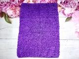 Топ-основа для платья tutu цв. фиолетовый 24х32 см.