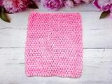 Топ - основа для платьев tutu цв. розовый 23х20 см.