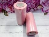Фатин в шпульке цв. пыльно-розовый