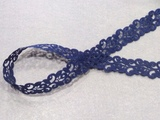 Лента декоративная цв. темно-синий  NS-02 25 мм.