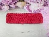 Повязка-основа цв. красный 4х15 см.