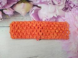 Повязка-основа цв. оранжевый 4х15 см.