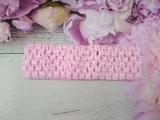 Повязка-основа цв. светло-розовый 4х15 см.