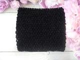 Топ - основа для платьев tutu цв. черный 15х15 см.
