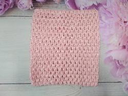 Топ - основа для платьев tutu цв. персиковый 15х15 см.