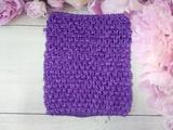 Топ - основа для платьев tutu цв. фиолетовый 15х15 см.