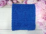 Топ - основа для платьев tutu цв. синий 15х15 см.