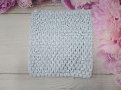 Топ - основа для платьев tutu цв. светло-голубой 15х15 см.
