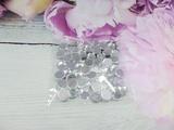 Стразы цв. серебро D 8мм (50шт)