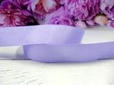 Репсовая лента цв. светло-фиолетовый 25 мм.