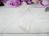 Кружево цв. кремовый 45мм