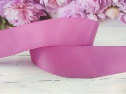 Репсовая лента цв. пурпурно-сиреневый 40 мм.