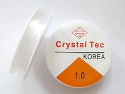 Эластичная нить 1,0 мм. (5 м.)