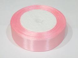 Атласная лента цв. светло-розовый 25 мм.(1м.)