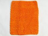 Топ - основа для платьев tutu цв. оранжевый 23х20 см.