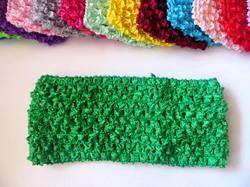 Повязка-основа цв. светло-зеленый 7х15 см.