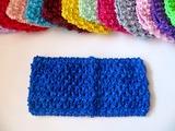 Повязка-основа цв. синий 7х15 см.