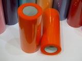 Фатин в шпульке цв. ярко-оранжевый