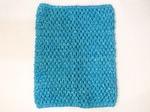 Топ - основа для платьев tutu цв. бирюзовый  23х20 см.
