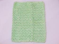Топ - основа для платьев tutu цв. мятный  23х20 см.