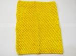 Топ-основа для платья tutu цв. желтый 24х32 см.
