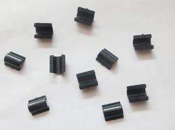 Крепеж для резинки цв. черный( 10 шт.)