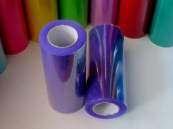 Фатин в шпульке цв. фиолетовый