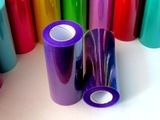 Фатин в шпульке цв. темно-фиолетовый