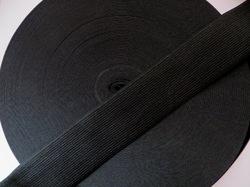 Резинка цв. черный 40 мм. ( 1м.)