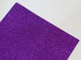 Фоамиран с глиттером цв. фиолетовый