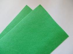 Фетр средней жесткости цв. светло-зеленый