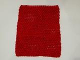 Топ - основа для платьев tutu цв. красный 23х20 см.