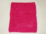 Топ - основа для платьев tutu цв. малиновый 23х20 см.
