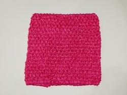 Топ - основа для платьев tutu цв. малиновый 15х15 см.