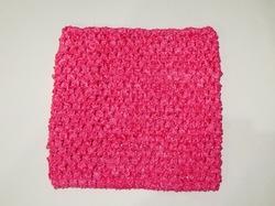 Топ - основа для платьев tutu цв. темно-розовый 15х15 см.