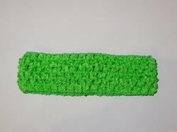 Повязка-основа цв. салатовый 4х15 см.