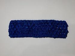 Повязка-основа цв. синий 4х15 см.