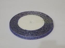 Металлизированная лента цв. фиолетовый 6 мм.