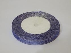 Металлизированная лента цв. фиолетовый 10 мм.