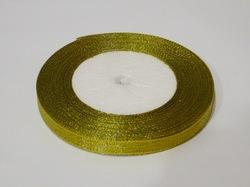 Металлизированная лента цв. золото 10 мм.