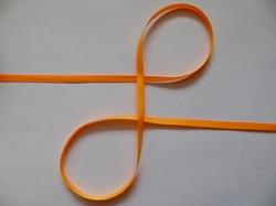 Репсовая лента цв. светло-оранжевый 6 мм. (5 м.)
