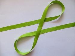 Репсовая лента цв. оливковый 12 мм.