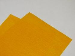 Фетр средней жесткости цв. светло-оранжевый