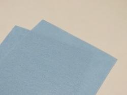 Фетр средней жесткости цв. бледно-голубой